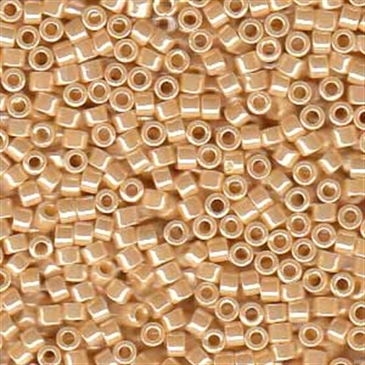 Picture of Miyuki Delica Seed Beads | 11/0 - DB-1561 (A) Opaque Antique Ivory Luster (5 g.)