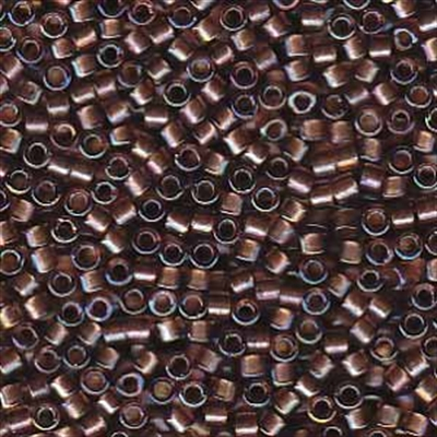 Picture of Miyuki Delica Seed Beads | 11/0 - DB-1759 (A) Beige Lined Amethyst AB (5 g.)