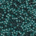 Picture of Miyuki Delica Seed Beads | 11/0 - DB-1814 (G) Dyed Spruce Green Silk (5 g.)