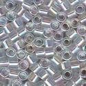 Picture of Miyuki Delica Seed Beads | 8/0 - DBL-0051 (A) Crystal AB (5 g.)