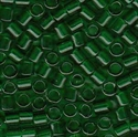 Picture of Miyuki Delica Seed Beads | 8/0 - DBL-0705 (A) Transparent Green (5 g.)