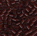 Picture of Miyuki Delica Seed Beads | 8/0 - DBL-0709 (A) Transparent Amber (5 g.)