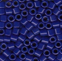 Picture of Miyuki Delica Seed Beads | 8/0 - DBL-0726 (A) Opaque Cobalt Blue (5 g.)