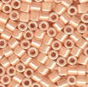 Picture of Miyuki Delica Seed Beads | 8/0 - DBL-1532 (C) Opaque Peach Luster (5 g.)