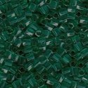 Picture of 10/0 - TW-0147 (A) Transparent Emerald Green