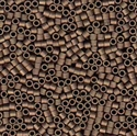 Picture of Miyuki Delica Seed Beads | 15/0 - DBS-0322 (H) Matte Metallic Bronze (5 g.)