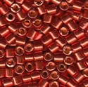 Picture of Miyuki Delica Seed Beads | 8/0 - DBL-1838 (O) DURACOAT Galvanized Paprika (5 g.)