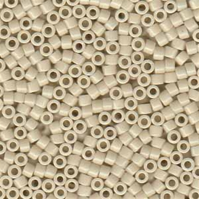 Picture of Miyuki Delica Seed Beads | 11/0 - DB-0261 (C) Opaque Linen Luster (5 g.)