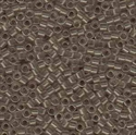 Picture of Miyuki Delica Seed Beads | 11/0 - DB-1416 (B) Transparent Lt. Taupe (5 g.)