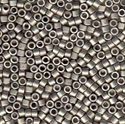 Picture of Miyuki Delica Seed Beads | 11/0 - DB-0336 (PM7) Matte Tin Plated (2.5g)