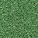 Picture of Miyuki Delica Seed Beads | 11/0 - DB-1414 (B) Transparent Lt. Jade Green (5 g.)