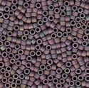 Picture of Miyuki Delica Seed Beads | 11/0 - DB-1067 (P) Matte Taupe Bronze Luster AB (5 g.)