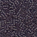Picture of Miyuki Delica Seed Beads | 11/0 - DB-0386 (F) Matte Transparent Deep Violet Luster  (5 g.)