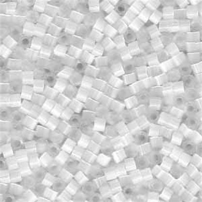 Picture of Miyuki Delica Seed Beads | 11/0 - DB-0635 (G) Crystal Silk (5 g.)