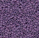 Picture of Miyuki Delica Seed Beads | 11/0 - DB-0660 (B) Dyed Opaque Dk. Orchid (5 g.)
