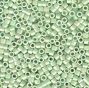 Picture of Miyuki Delica Seed Beads | 11/0 - DB-1506 (B) Opaque Cool Mint Green AB (5 g.)