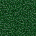 Picture of Miyuki Delica Seed Beads | 11/0 - DB-0746 (B) Matte Transparent Green (5 g.)