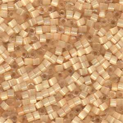 Picture of Miyuki Delica Seed Beads | 11/0 - DB-0674 (L) Bisque Beige Silk Luster (5 g.)