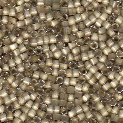 Picture of Miyuki Delica Seed Beads | 11/0 - DB-0671 (I) Mink Tan Silk (5 g.)