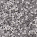 Picture of Miyuki Delica Seed Beads | 11/0 - DB-0679 (L) Dusty Lt. Taupe-Grey Silk (5 g.)