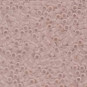 Picture of Miyuki Delica Seed Beads | 11/0 - DB-1263 (B) Matte Transparent Coral Pink (5 g.)