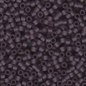 Picture of Miyuki Delica Seed Beads | 11/0 - DB-1265 (B) Matte Transparent Amethyst (5 g.)