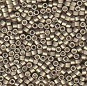 Picture of Miyuki Delica Seed Beads | 11/0 - DB-1159 (R) Semi-Matte Galvanized Pewter (5 g.)