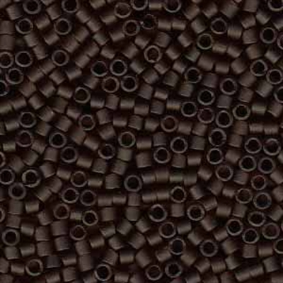 Picture of Miyuki Delica Seed Beads | 11/0 - DB-0769 (B) Matte Transparent Brown (5 g.)