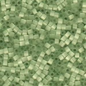 Picture of Miyuki Delica Seed Beads | 11/0 - DB-0829 (L) Pale Moss Green Silk (5 g.)