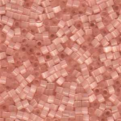 Picture of Miyuki Delica Seed Beads | 11/0 - DB-0825 (L) Pale Coral Silk (5 g.)
