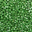 Picture of Miyuki Delica Seed Beads | 11/0 - DB-1844 (S) DURACOAT Galvanized Spring Green (5 g.)