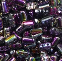 Picture of RU-00030/95500 Crystal Magic Violet/Grey