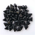 Picture of Kheops par Puca Beads | KP-23980  Opaque Jet Black (9 g.)