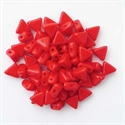Picture of Kheops par Puca Beads | KP-93200  Opaque Coral Red (9 g.)