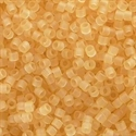 Picture of Miyuki Delica Seed Beads | 11/0 - DB-1272 (B) Matte Transparent Ginger Ale (5 g.)