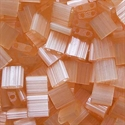 Picture of Miyuki Tila Beads | TL-2555 (G) Icy Pink Peach Silk (5 g.)