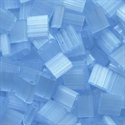 Picture of Miyuki Tila Beads | TL-2562 (G) Icy Cool Blue Silk (5 g.)