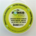 Picture of Beading Thread | Power Pro - 02-Moss Green - 20 lb. Test (28 yds.)