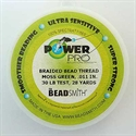 Picture of Beading Thread | Power Pro - 03-Moss Green - 30 lb. Test (28 yds.)