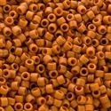 Picture of Miyuki Delica Seed Beads | 11/0 - DB-2286 (K) Frosted Opaque Glazed Pecan (5 g.)