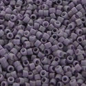 Picture of Miyuki Delica Seed Beads | 11/0 - DB-2292 (K) Frosted Opaque Glazed Purple Haze (5 g.)