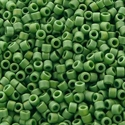 Picture of Miyuki Delica Seed Beads | 11/0 - DB-2312 (K) Frosted Opaque Glazed Cucumber AB (5 g.)