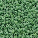 Picture of Miyuki Delica Seed Beads | 11/0 - DB-2313 (K) Frosted Opaque Glazed Celadon AB (5 g.)