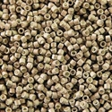 Picture of Miyuki Delica Seed Beads | 11/0 - DB-1176 (R) Matte Galvanized Ash (5 g.)