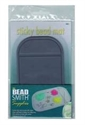 """Picture of Sticky Bead Mat - Small Grey (5 1/2"""" x 3 1/4"""")"""