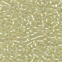 Picture of Miyuki Delica Seed Beads | 11/0 - DB-1676 (A) Pearl Lined Lemonade Yellow (5 g.)