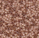 Picture of Miyuki Delica Seed Beads | 11/0 - DB-1803 (G2) Dyed Peachy Tan Silk (5 g.)