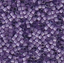 Picture of Miyuki Delica Seed Beads | 11/0 - DB-1809 (G2) Dyed Lilac Silk (5 g.)