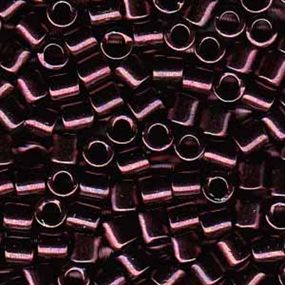 Picture of Miyuki Delica Seed Beads | 8/0 - DBL-0012 (I) Metallic Raspberry (5 g.)