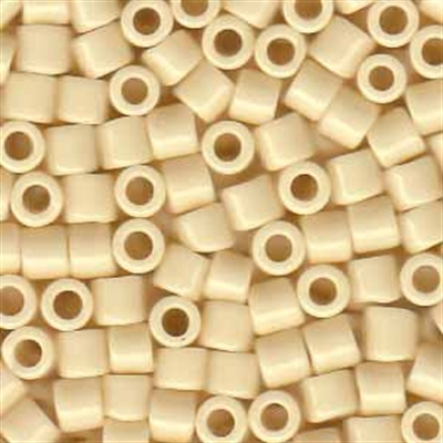 Picture of Miyuki Delica Seed Beads | 8/0 - DBL-0732 (A) Opaque Dk. Cream (5 g.)